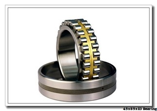 45 mm x 85 mm x 23 mm  NACHI 2209K self aligning ball bearings
