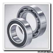 45 mm x 85 mm x 23 mm  SKF 2209ETN9 self aligning ball bearings