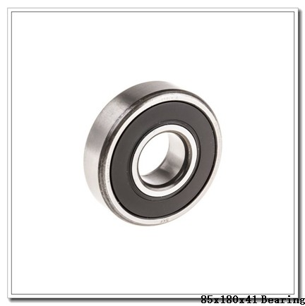 85 mm x 180 mm x 41 mm  ISO NH317 cylindrical roller bearings