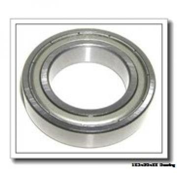 80 mm x 125 mm x 22 mm  SKF 7016 ACB/HCP4A angular contact ball bearings