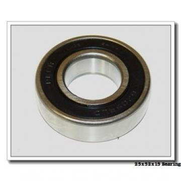 25 mm x 52 mm x 15 mm  NACHI 7205CDF angular contact ball bearings