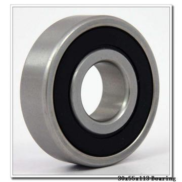 30 mm x 55 mm x 13 mm  NSK 6006L11DDU deep groove ball bearings