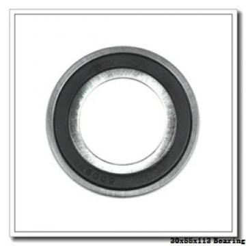 30 mm x 55 mm x 13 mm  KOYO 6006 deep groove ball bearings