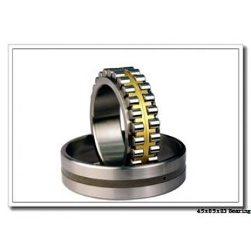 45 mm x 85 mm x 23 mm  ISB 2209 TN9 self aligning ball bearings