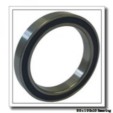 80 mm x 100 mm x 10 mm  Loyal 61816-2RS deep groove ball bearings