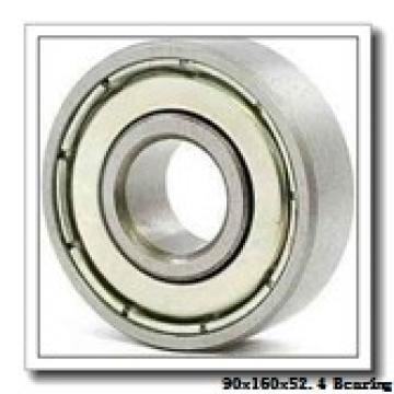 90 mm x 160 mm x 52,4 mm  SKF 3218A angular contact ball bearings