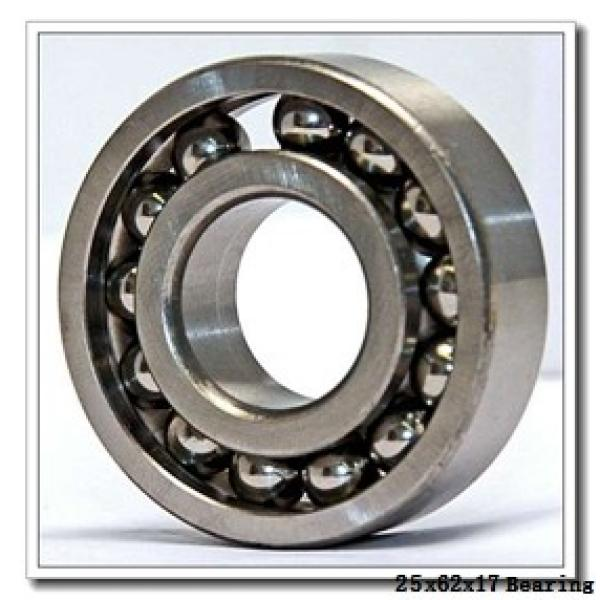 25 mm x 62 mm x 17 mm  ISO NU305 cylindrical roller bearings #2 image