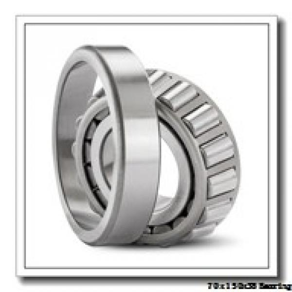 70 mm x 150 mm x 35 mm  Loyal 31314 A tapered roller bearings #1 image