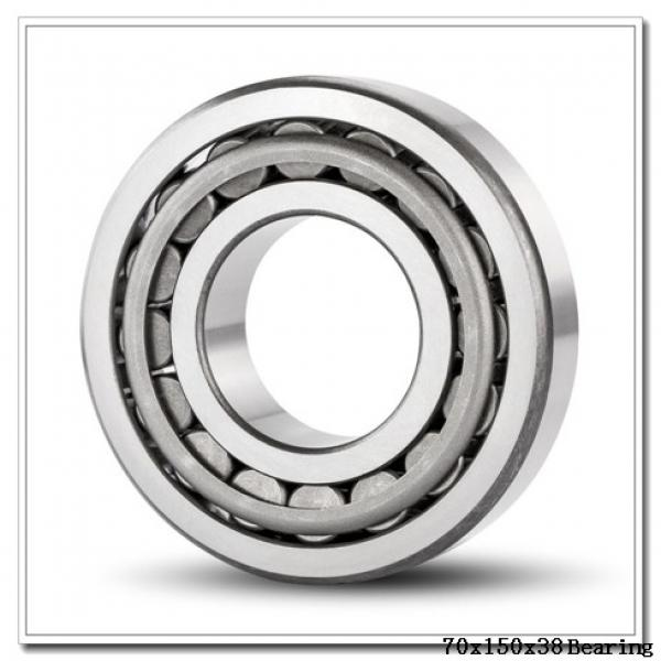70 mm x 150 mm x 35 mm  Loyal 31314 A tapered roller bearings #2 image