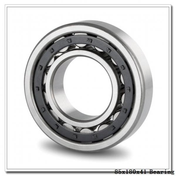 85 mm x 180 mm x 41 mm  NACHI 21317AX cylindrical roller bearings #1 image