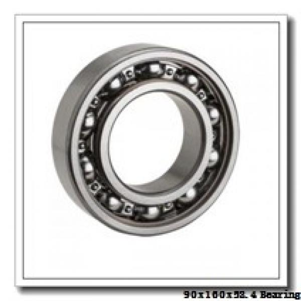 90 mm x 160 mm x 52.4 mm  Loyal 23218 KCW33+AH3218 spherical roller bearings #2 image
