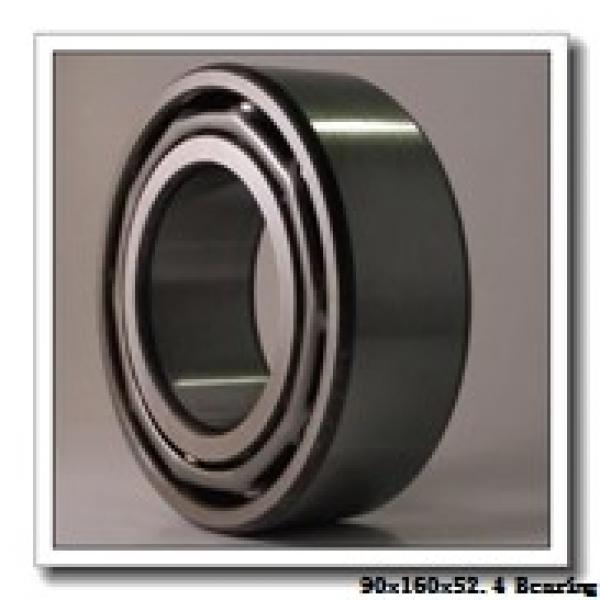90 mm x 160 mm x 52,4 mm  ISO NJ3218 cylindrical roller bearings #1 image